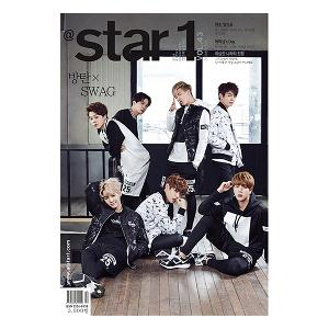 At star1 2015.10 (Cover : BTS, B1A4: Jin Young)