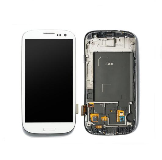 เปลี่ยนจอ Samsung Galaxy S3 I9300 หน้าจอแตก ไม่เห็นภาพ