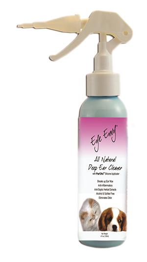 Eye Envy® All Natural Deep Ear Cleaner (Eye Envy® น้ำยาทำความสะอาดหูอย่างล้ำลึกสกัดจากธรรมชาติ) 120ml.(4.8oz.)