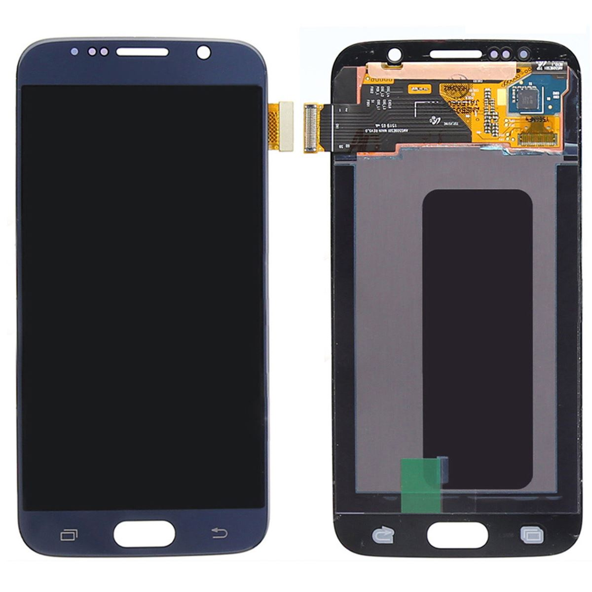 เปลี่ยนหน้าจอ Samsung Galaxy S6 หน้าจอแตก ไม่เห็นภาพ ทัสกรีนกดไม่ได้