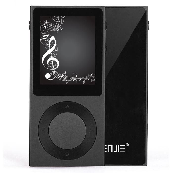 Benjie T6 เครื่องเล่นเพลงพกพา lossless MP3 FLAC DSD รองรับ Bluetooth Aux