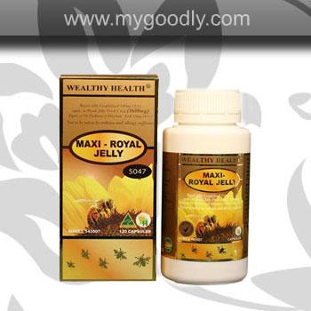 Royal Jelly 33mg (6%) 10HDA นมผึ้ง รอยัล เยลลี่ 120 เม็ดราคาส่ง 1850 บาท