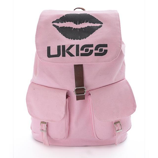 กระเป๋าเป้แบบผ้า U-Kiss