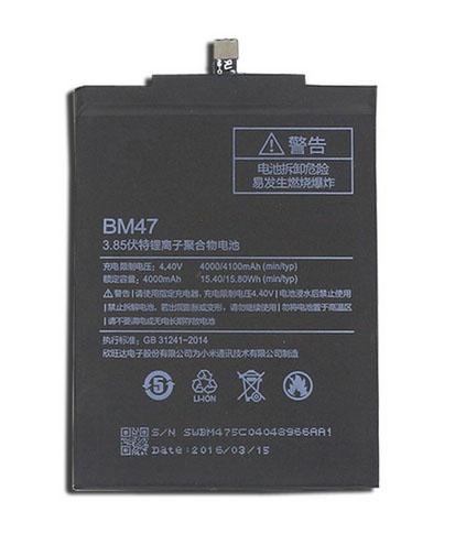 เปลี่ยนแบตเตอรี่ Xiaomi Redmi 3/3s (BM47) แบตเสื่อม แบตเสีย แบตบวม รับประกัน 1 เดือน