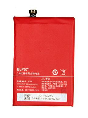 เปลี่ยนแบตเตอรี่ OnePlus One (BLP571) แบตเสื่อม แบตเสีย แบตบวม รับประกัน 3 เดือน