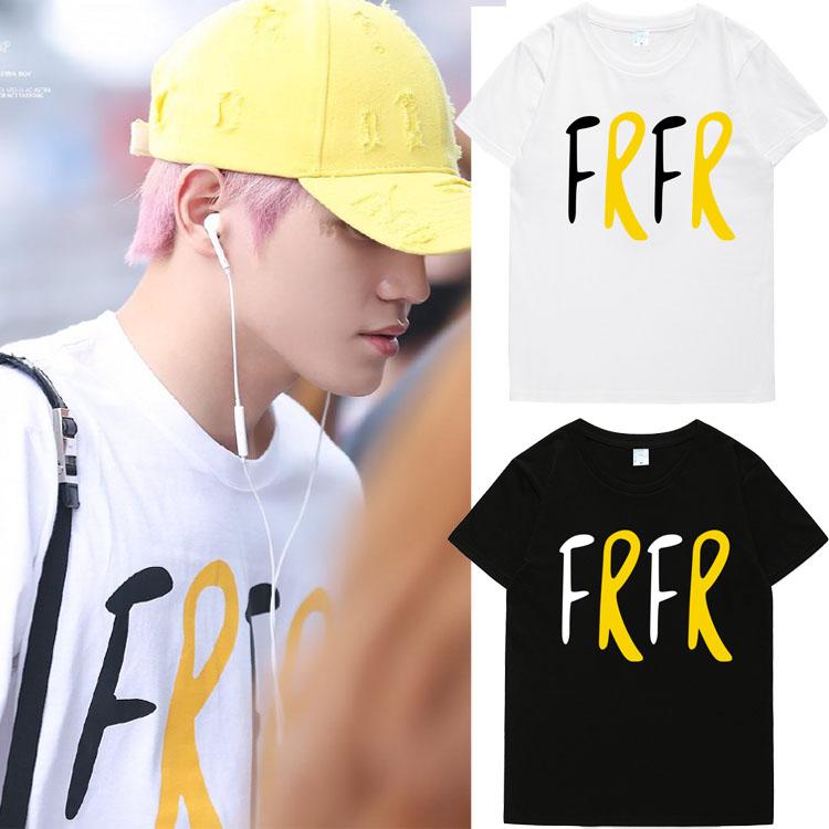 เสื้อยืด (T-Shirt) FRFR แบบ Taeyong - NCT127