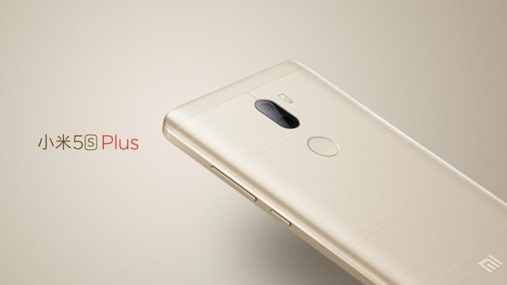 Xiaomi Mi 5s Plus (4+64 ) แถมเคสใส ฟิมกระจก