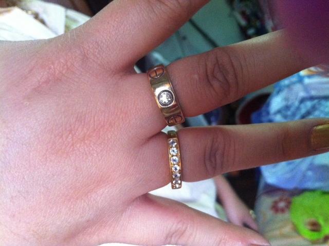 Review แหวนเงินไวท์โทปาซ Silver ring white topaz