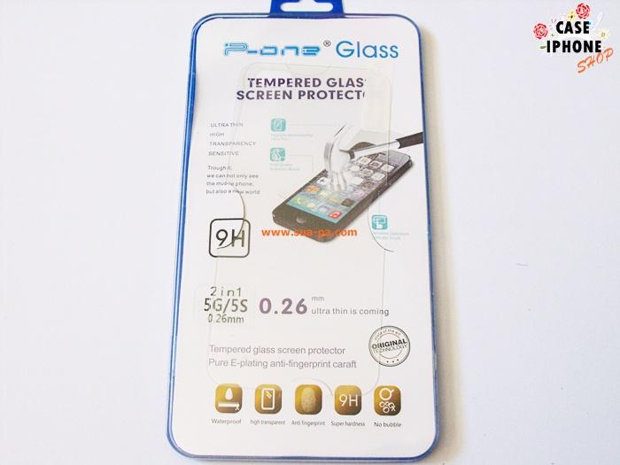 ฟิล์มกระจก Iphone 5/5S หน้า-หลัง
