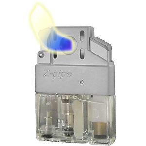 แท็งค์แก๊สสำหรับใส่กับเคสไฟแช็ค Zippo แท้ # Z Plus Jet Lighter Butane Insert Single Flame Pipe