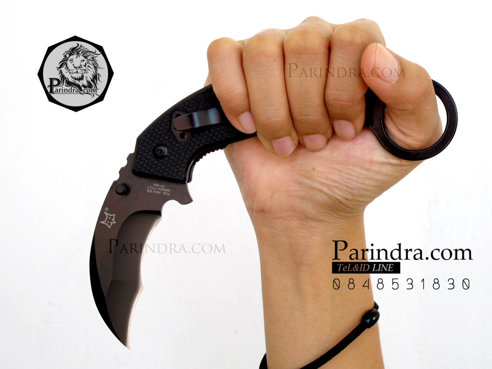 มีดคารัมบิต (Karambit) Tactical Karumbit FOX (OEM)