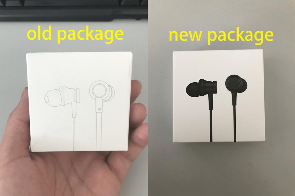 Original Xiaomi Earphone Piston Basic In-Ear Stereo ,หูฟัง Xiaomi In-Ear Headphones Basic