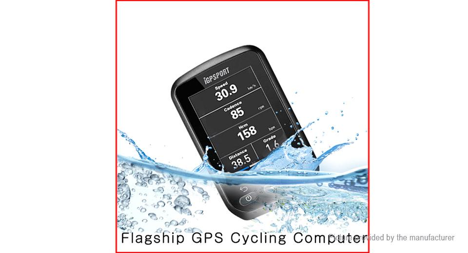 ไมล์ IGPSPORT :IGS60 GPS Bicycle Computer +รอบขา C61