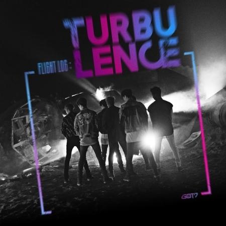อัลบั้ม #GOT7 - Album Vol.2 [FLIGHT LOG : TURBULENCE]