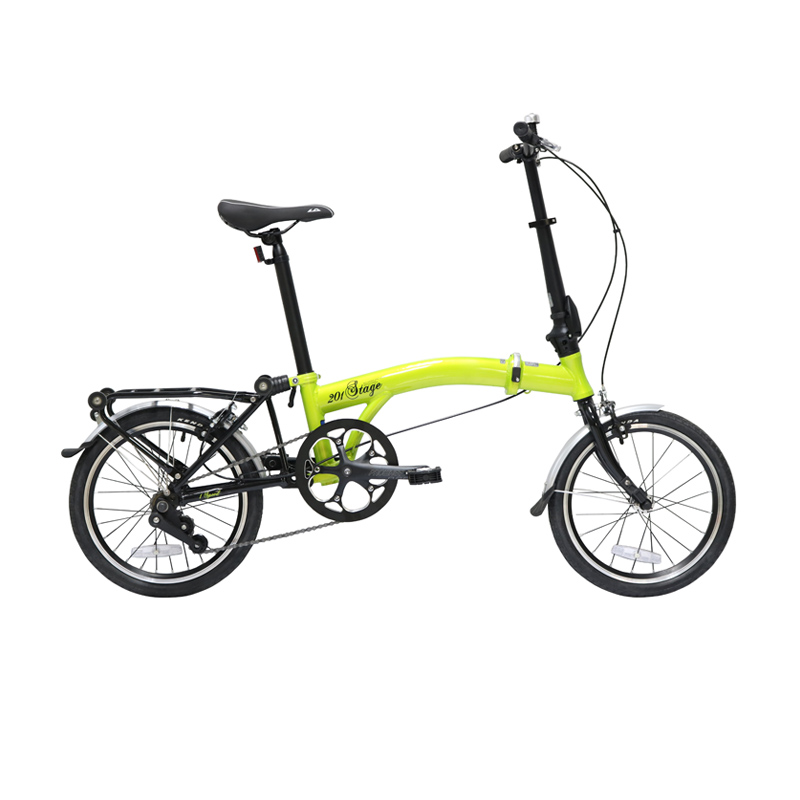 จักรยานพับได้ NEO 201 STAGE FOLDING BIKE ALLOY FRAME 1 SPEED