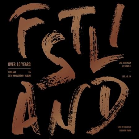 อัลบั้ม (#FTISLAND) - OVER 10 YEARS