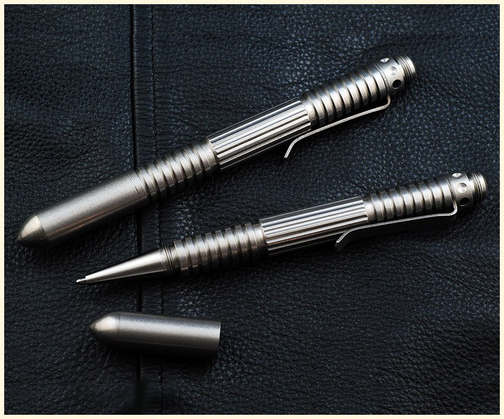 RHK Extreme Duty Pen - Stainless Steel