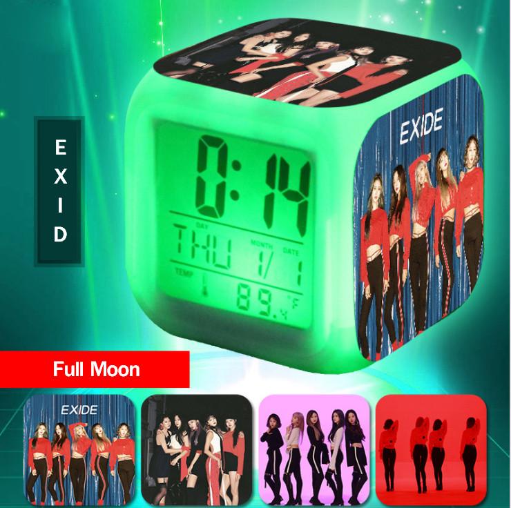 นาฬิกาปลุกลูกเต๋า EXID – Full Moon