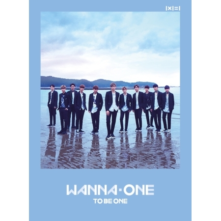 อัลบั้ม #(WANNA ONE) - 1ST MINI ALBUM (SKY VER.)
