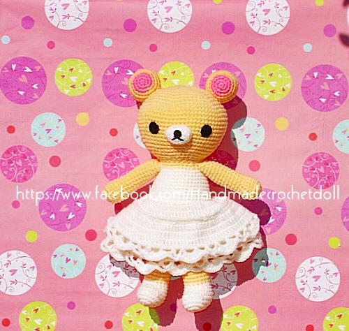 ตุ๊กตาแต่งงาน หมี