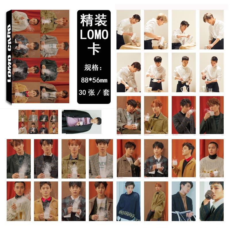 LOMO Card EXO - Universe