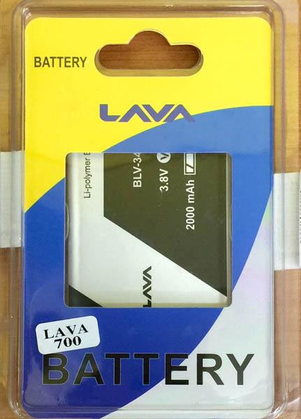 แบตเตอรี่ AIS LAVA 700 ความจุ 2,000 mAh