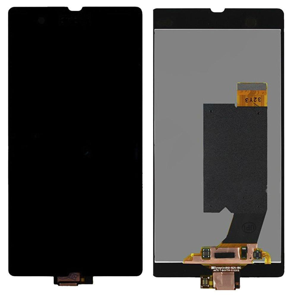 เปลี่ยนจอ Sony Xperia Z4 หน้าจอแตก ทัสกรีนกดไม่ได้