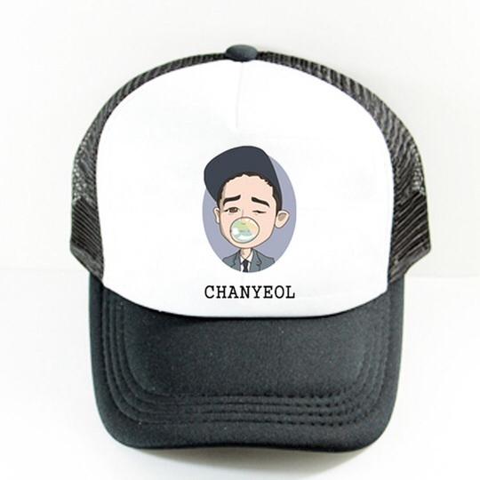 หมวก EXO CHANYEOL