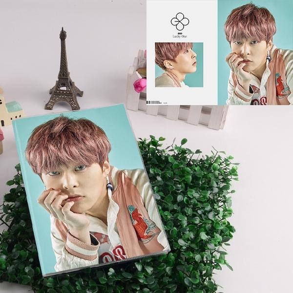สมุด EXO Lucky One Xiumin