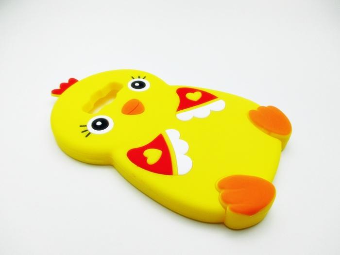 เคสซิลิโคนลูกไก่ 3D ซัมซุง เจ 7