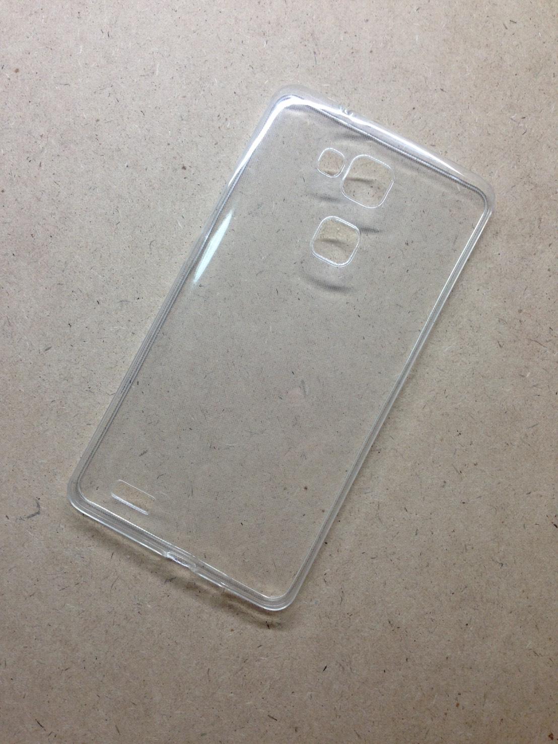 เคสนิ่มใส (หนา 0.3 mm) Huawei Mate 7