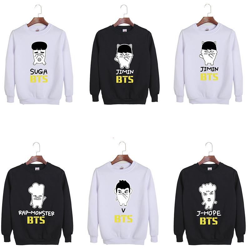 เสื้อแขนยาว (Sweater) BTS 2016