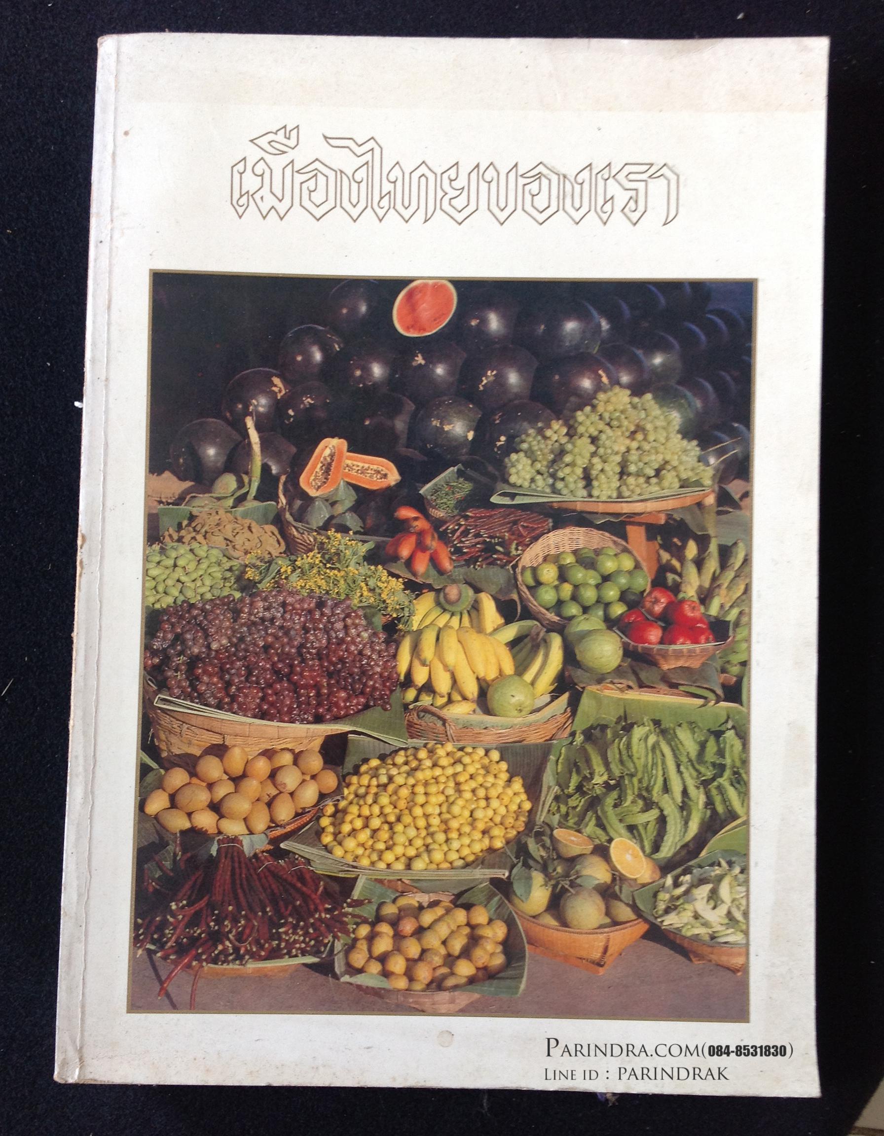 หนังสือเมืองไทยของเรา พศ.2525