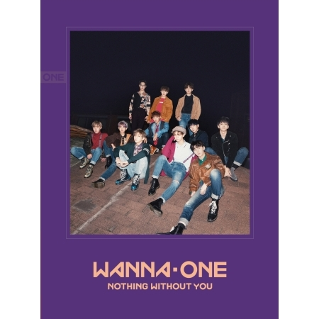 อัลบั้ม #WANNA ONE - Repackage Album [1-1=0(NOTHING WITHOUT YOU)] (Wanna Ver.)