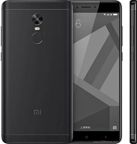 Xiaomi Redmi note4 4/ 64GB ประกันศูนย์ไทย Snapdragon 625 BLACK