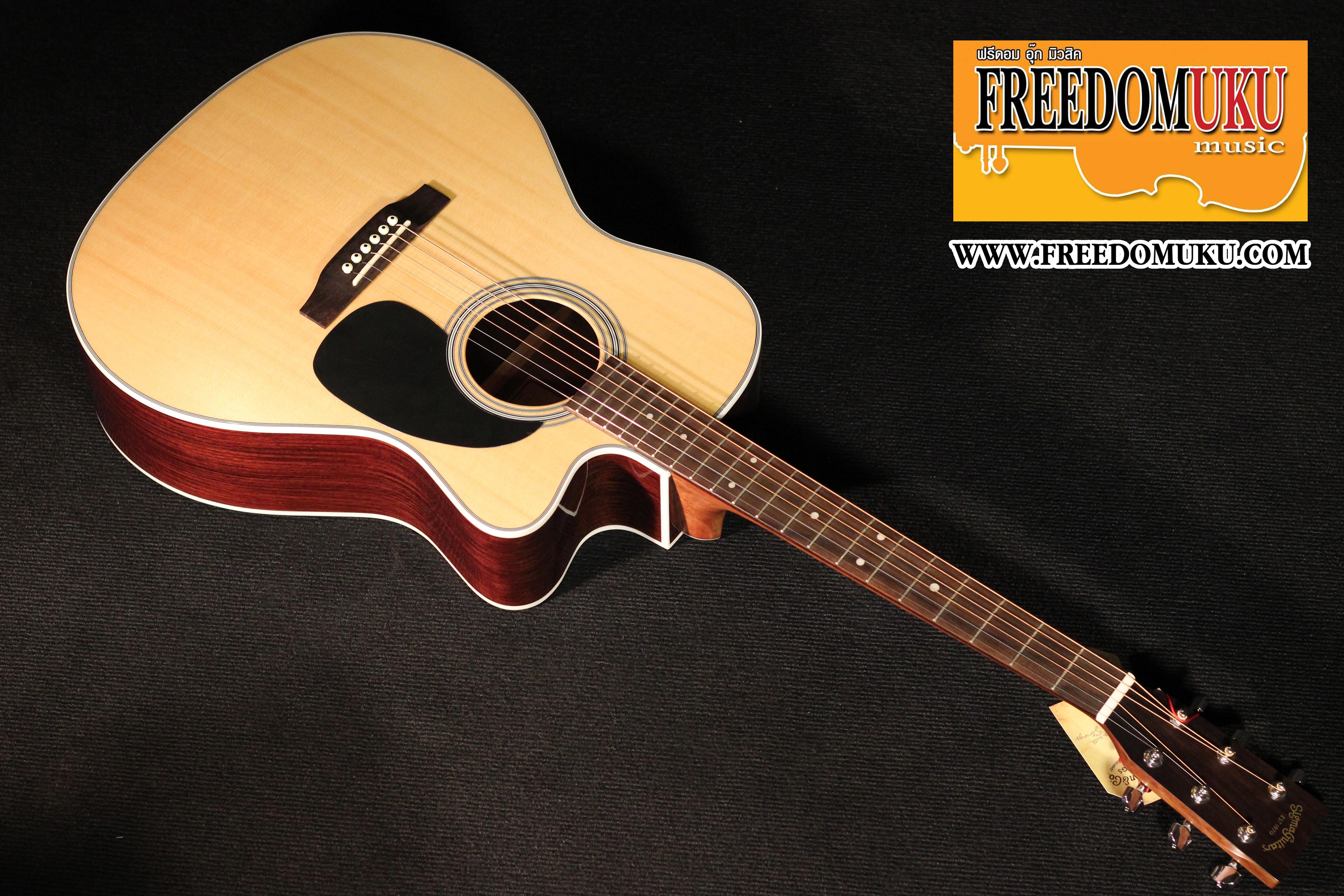 Sigma Guitar JRC-1STE