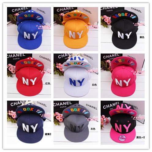 หมวก NY - BROOKLYN