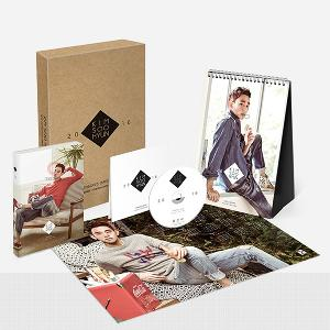 Kim Soo Hyun - 2016 SEASON GREETING [Limited Quantity]