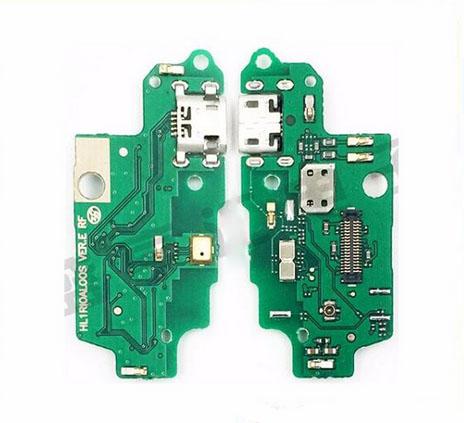 เปลี่ยนชุดบอร์ด USB Huawei G7 Plus แก้อาการชาร์จไม่เข้า ไมค์เสีย