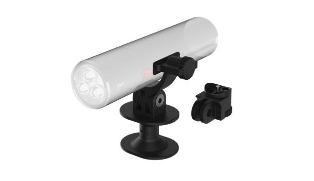 KNOG ตัวยึดไฟหรือกล้องติดหมวก, PWR HELMET/GOPRO