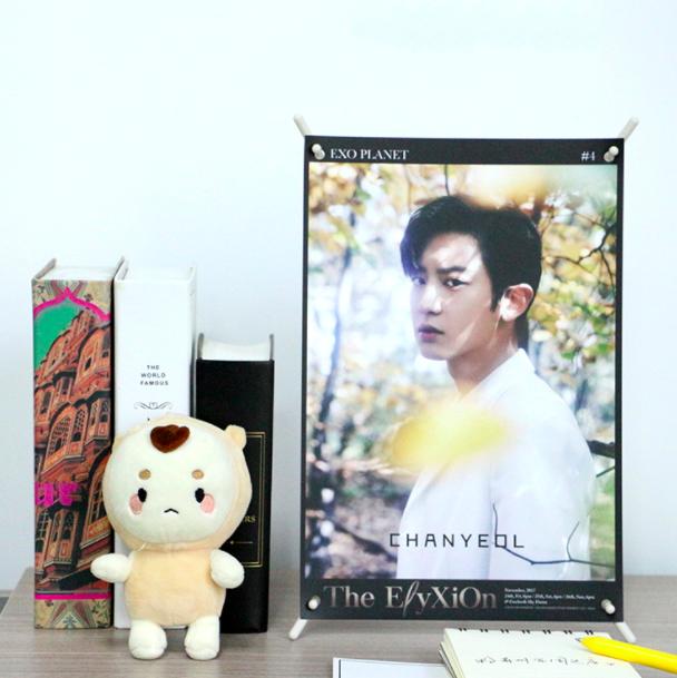 รูปแบบตั้งโต๊ะ #EXO CHANYEOL