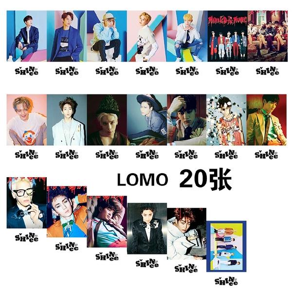 SHINee LOMO 20 รูป