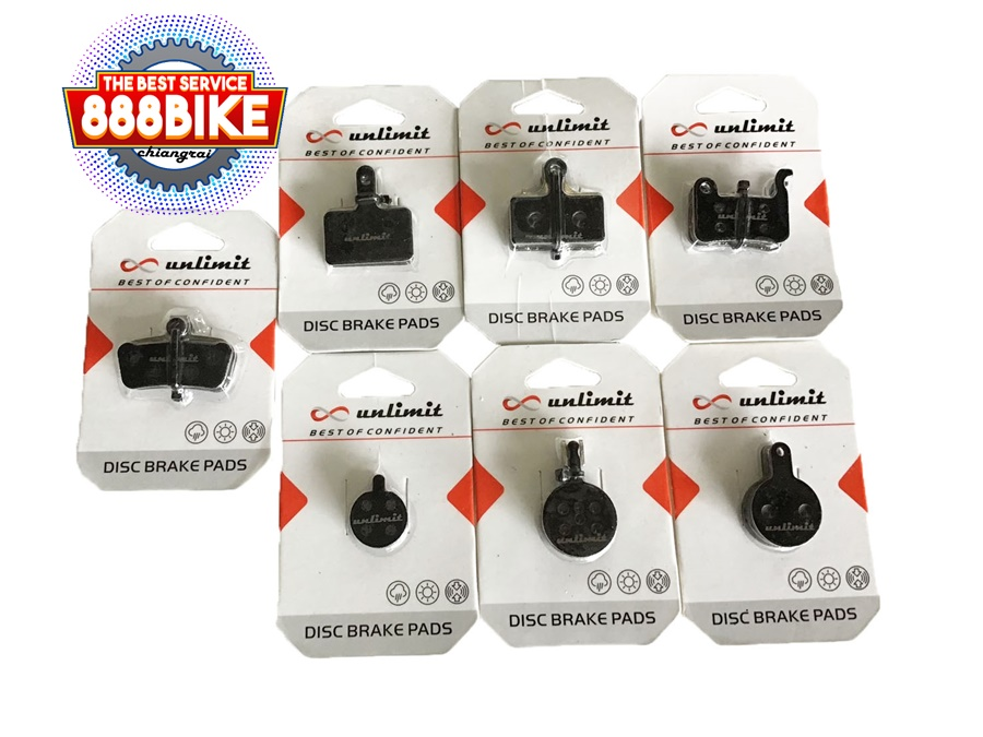 ผ้าเบรค unlimit Disc Brake Pads