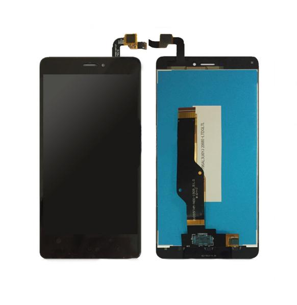 เปลี่ยนหน้าจอ Xiaomi Redmi note 4 (Snapdragon) หน้าจอแตก ทัสกรีนกดไม่ได้