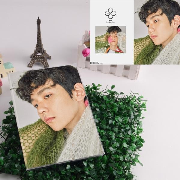 สมุด EXO Lucky One Baekhyun