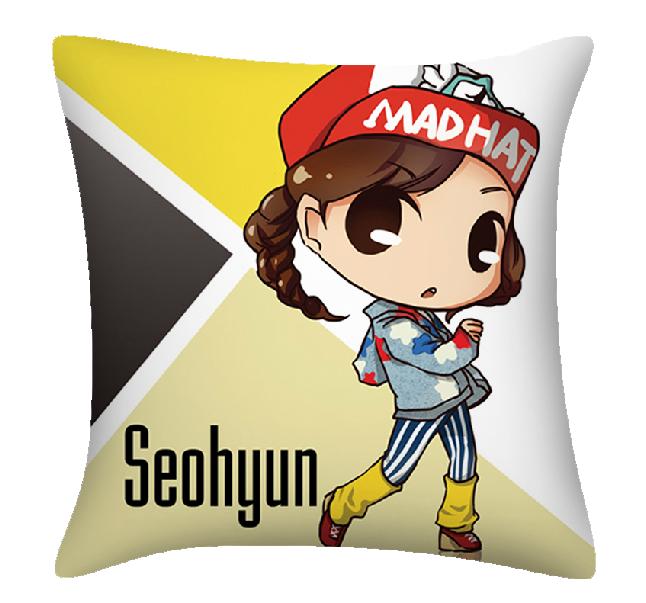 [พร้อมส่ง] หมอน Seohyun - fanart