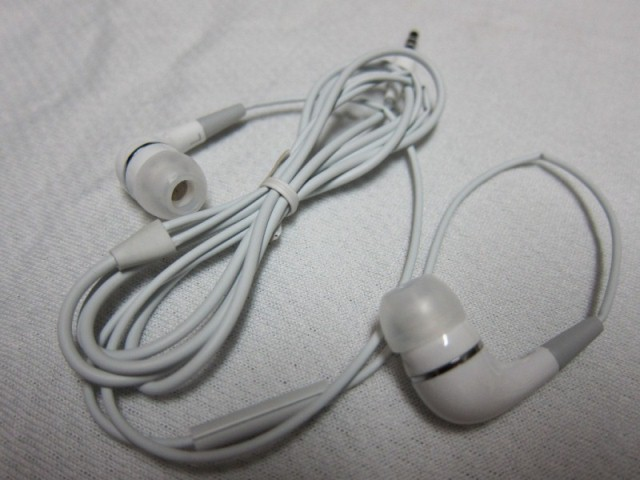 หูฟัง/small talk Iphone in ear