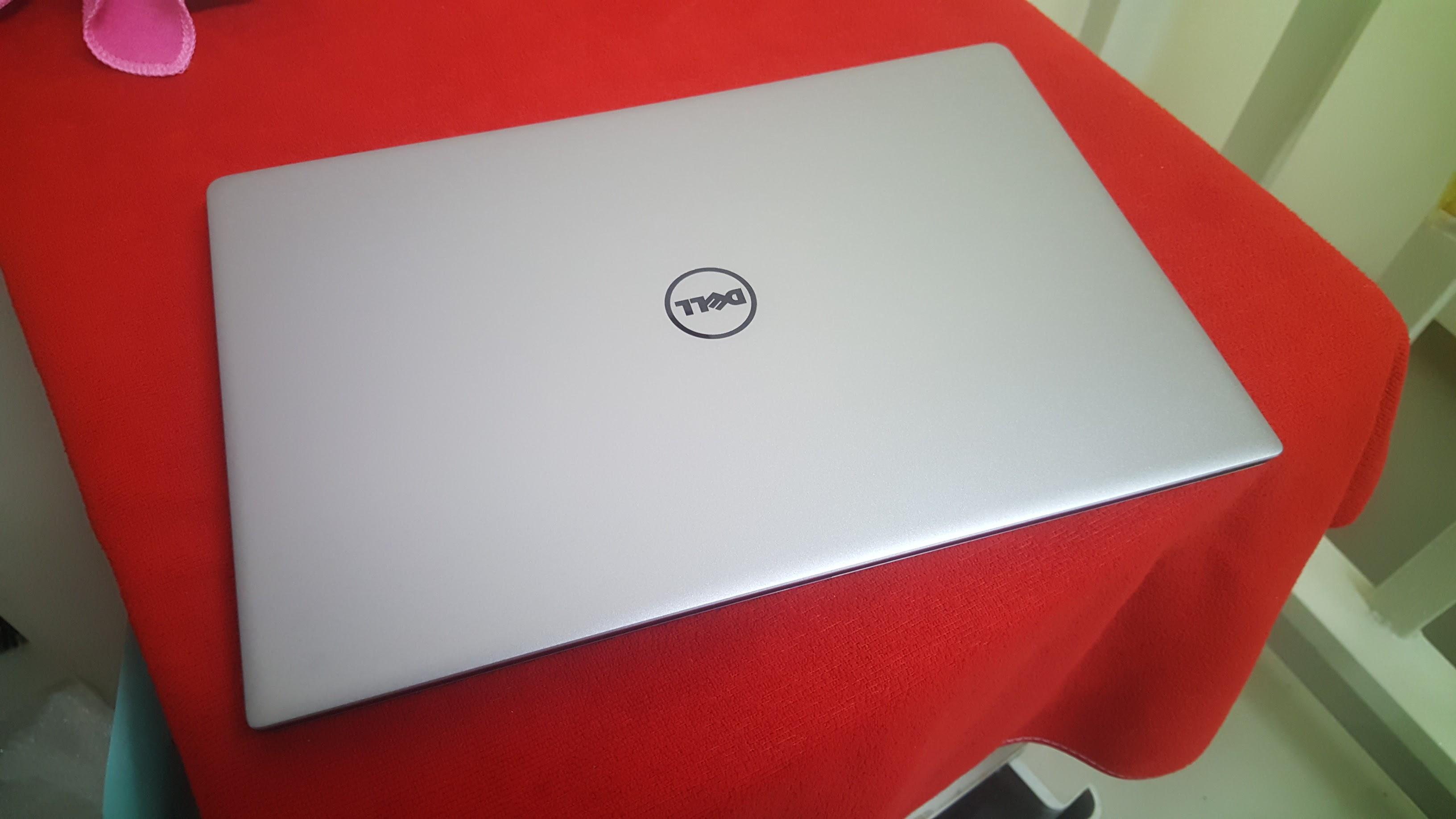 ขาย Dell XPS 13 i5 Gen6 6200u ssd 256GB RAM 8GB ส.สวย แบต100% เบาๆ
