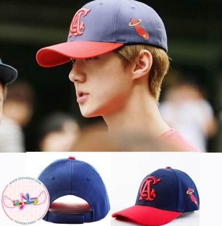 หมวกแฟชั่น EXO-CA SEHUN