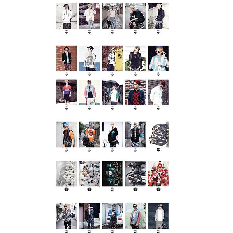 รูปEXO WOLF GROWL LOMO